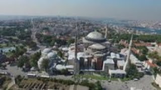 Debate on whether to reconvert Hagia Sophia to mosque