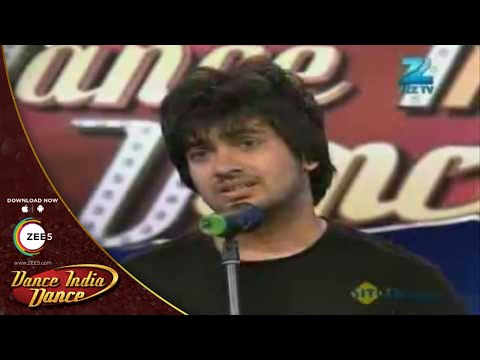 Dance India Dance Season 3 Jan. 01 '12 - Nirav