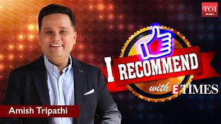I Recommend | Amish Tripathi recommends books to read