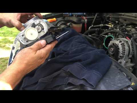 Pt.1 2007 Chevy 2500HD 'Reduced Engine Power' Warning &... | Doovi