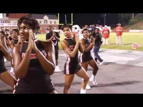 2014 WSSU Cheerleaders, Set It OFF