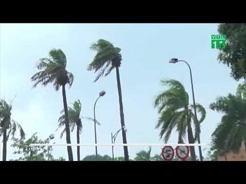 VTC14 | Miền Trung mưa lớn, nhiều nơi ngập úng