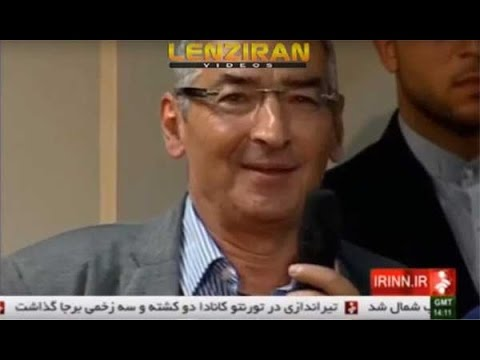 Question of famous Sadegh Zibakalam from Javad Zarif in Council for  Strategic Foreign Relation
