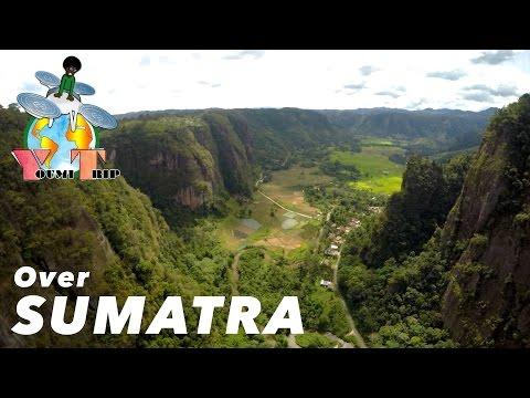 YoumiTrip - Over Sumatra island
