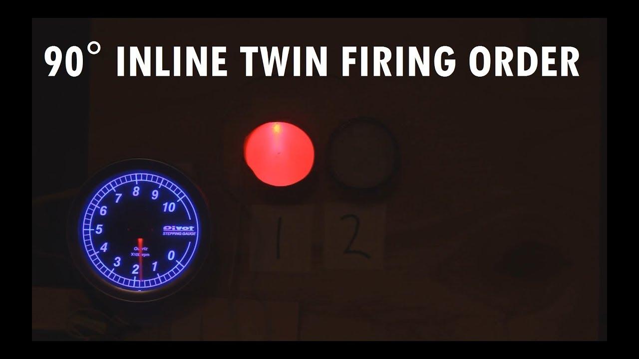 Big Bang Firing Order Harley Davidson Diagram Audiovisual Demonstration Of Degree Inline Twin Engine Youtube 1280x720