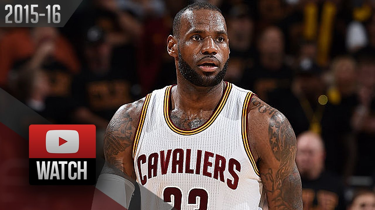 Download LeBron James Full Game 6 Highlights vs Warriors 2016 Finals - 41 Pts, 11 Ast, B2B BEAST MODE!