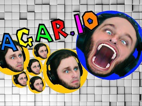 Agar.io Hunger Games | MIKE WAZOWSKI!! [3]