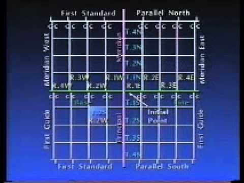 Unit 12A U.S. Public Land Surveying System