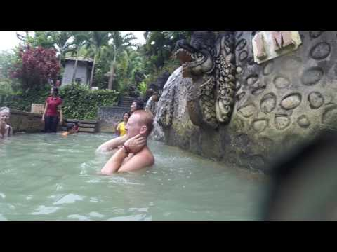 Banjar Holy Hot Springs, Bali, Indonesia