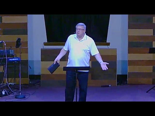 Aug 25, 2019 - Pastor Dean Brown -
