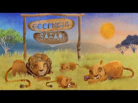Goodnight Safari (Polk Street Press LLC) - Best App For Kids