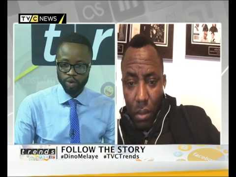 TRENDS Episode 160 : Dino Melaye Vs Omoyele Sowore of Sahara Reporters