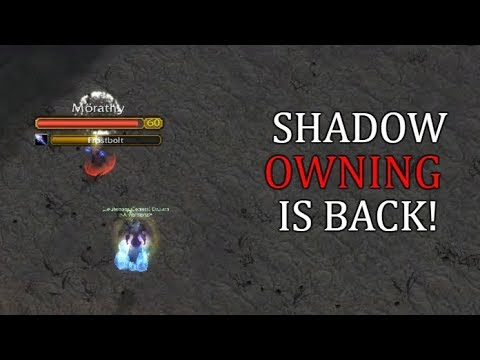 Shadow Owning is Back!   Priest PvP WoW Classic Highlights