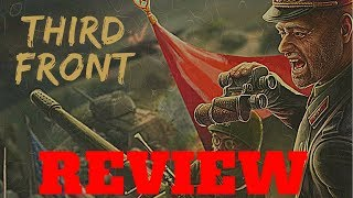 Coyote Plays - Third Front (Gameplay Review)