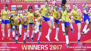 Download Video Gold match Italy v Brazil BEST Highlights | 2017 FIVB Volleyball World Grand Prix MP3 3GP MP4