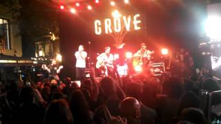 Dear Maria Count Me In (Live) - All Time Low - The Grove LA