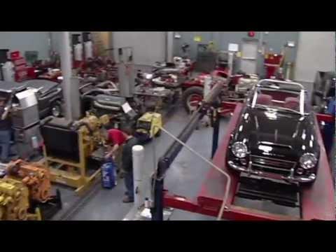 Diesel Equipment Mechanics--Tennessee Technology Center, Chattanooga State