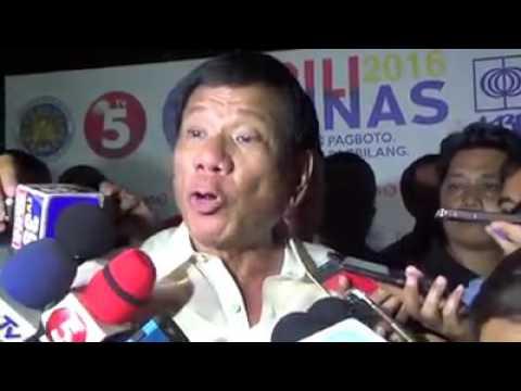 Rody Duterte.