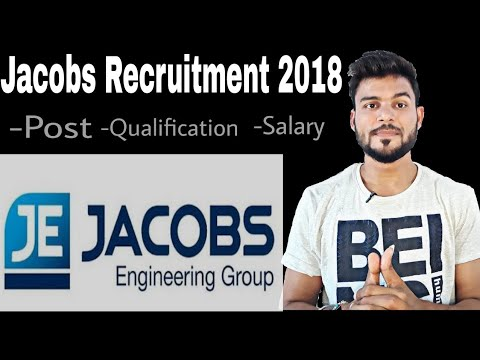 Jacobs Recruitment 2018 | jacobs engineering | jobs in mumbai 2018 | mechanical jobs