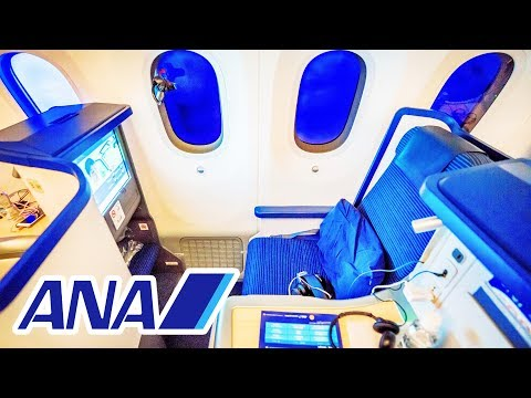 TRIP REPORT | ANA (BUSINESS CLASS) | Boeing 787-9 | Tokyo - Singapore | All Nippon Airways 全日空 レビュー