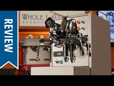 Review: ECM Classika PID Espresso Machine