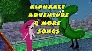 ABC Long Road & More Songs | Kids Songs | Nursery Rhymes | Baby Songs | Children Songs