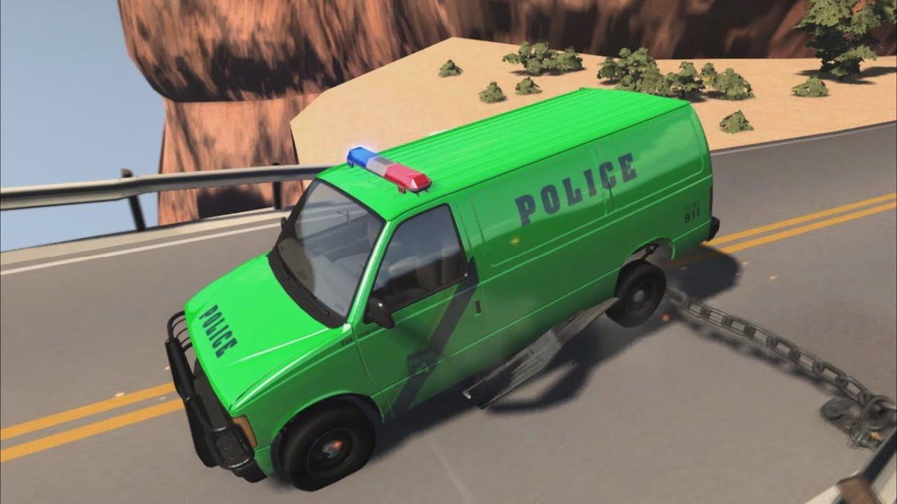 Мультики про машинки - #Полицейская машина #Инкасаторы ...