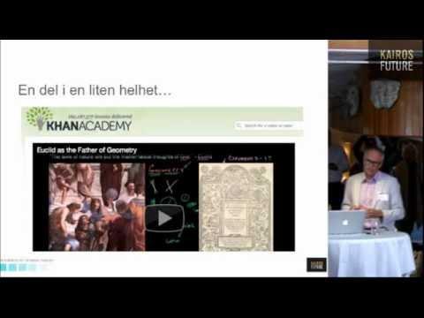KUNSKAP 2030. Seminarium och panelsamtal Almedalsveckan 2012