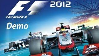 F1 2012 Demo PC / Gameplay / Deutsch / HD