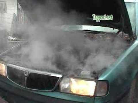 Lancian koneen räjähdys