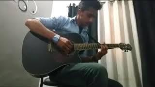 Jeena Jeena Atif Aslam _ Guitar Cover by Adee Smart