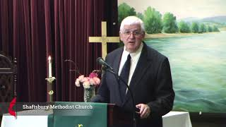 Shaftsbury United Methodist Church // 8-30-21