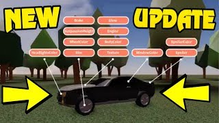 🔴 Roblox Jailbreak NEW UPDATE COUNTDOWN!! | NEW GARAGE, 3D INTERFACE, SAVE SYSTEM! | + ALIEN NEWS!!