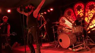 Hank Von Hell - BUM TO BUM - live at Brooklyn Bazaar, Greenpoint, NY 8/8/19