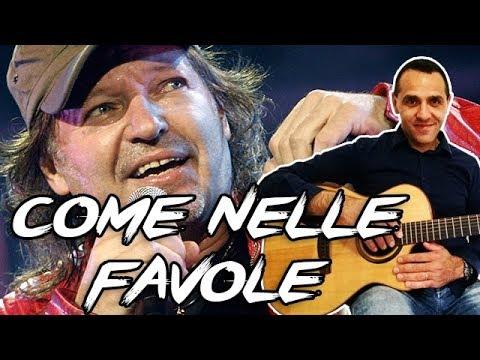 Vasco Rossi - Come Nelle Favole - Chitarra