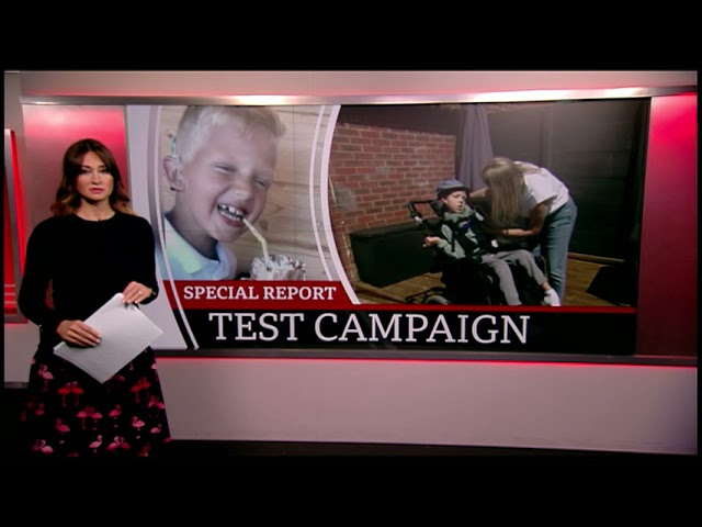 South East Today - BBC News - ALD Newborn Screening Campaign