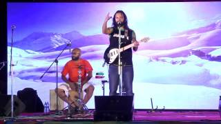 Kavin - Tamil Reggae  at the  Crab Earth Vigil 2017