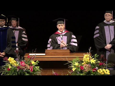 2017 School of Dentistry Commencement Ceremony