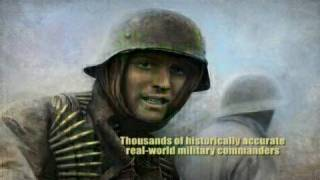 Hearts of Iron III Official Trailer 1 for PC