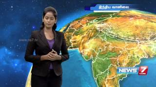 Weather Forecast today 06-02-2016 | Tamil Nadu | India | World Weather Forecast News7 Tamil tv news