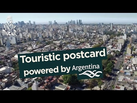Stage 12 - Touristic postcard; powered by Argentina