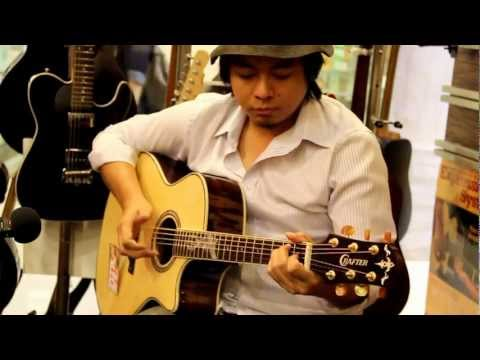 Crafter Guitar Anniversary Series by AcousticThai.Net
