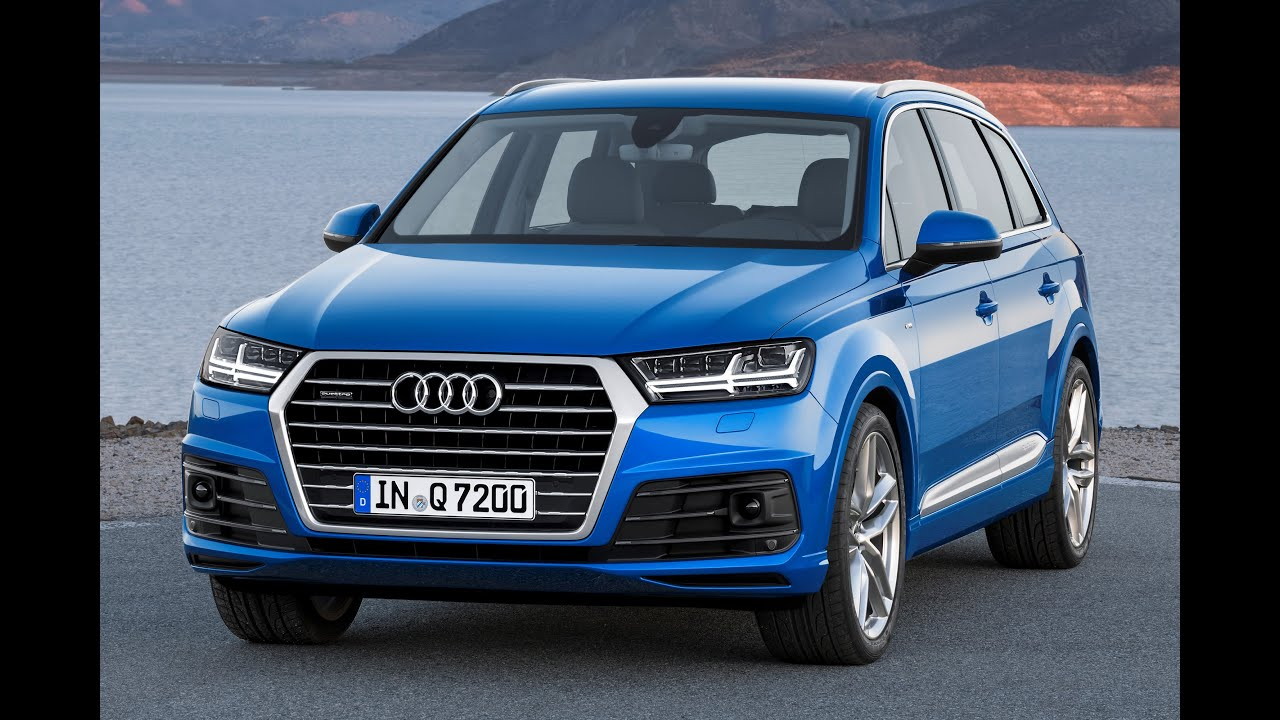 new audi q7 2015 3 0 tdi v6 quattro youtube. Black Bedroom Furniture Sets. Home Design Ideas
