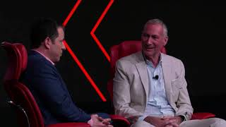 DAZN Group's John Skipper | Full interview | Code Media 2019