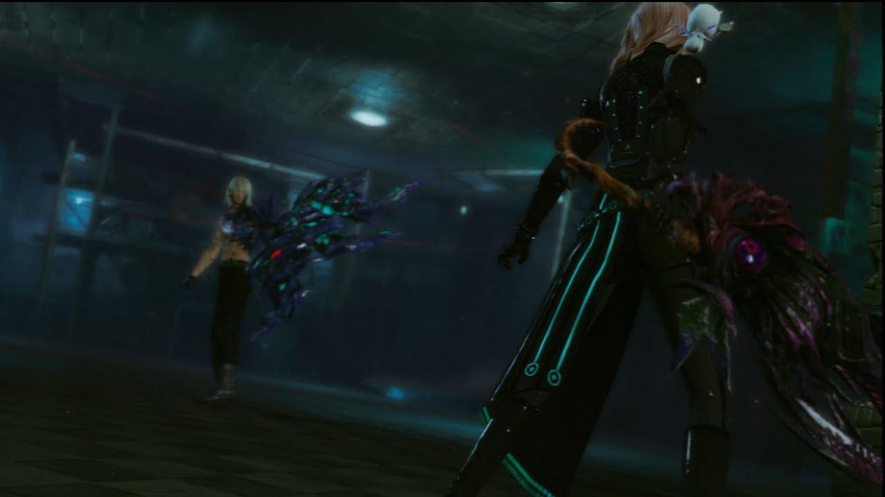 Final fantasy 13 2 lightning nackt