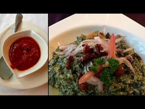 Equatorial Guinea - Food Recap