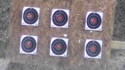.223 Ammo Test #1, PPU 55gr, Tula 55gr, American Eagle 62gr, Donnie D