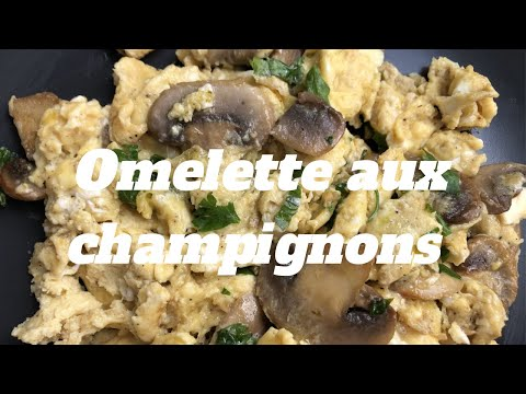 omelette-aux-champignons-rapide-et-facile
