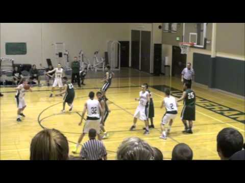 David Greenwood Basketball Highlights