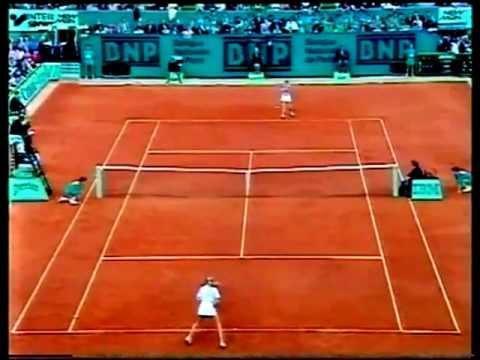 Steffi Graf v. Monica Seles | 1992 Roland Garros Final